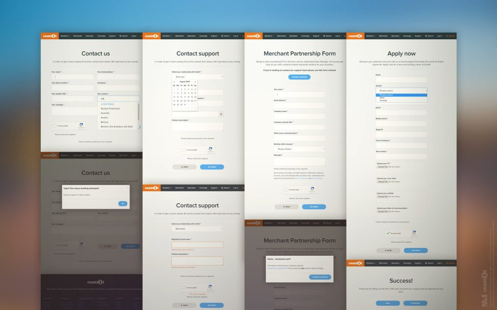 Form! Ultimate UI, IxD and UX design test tool.